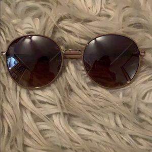 Round Lense Sunglasses